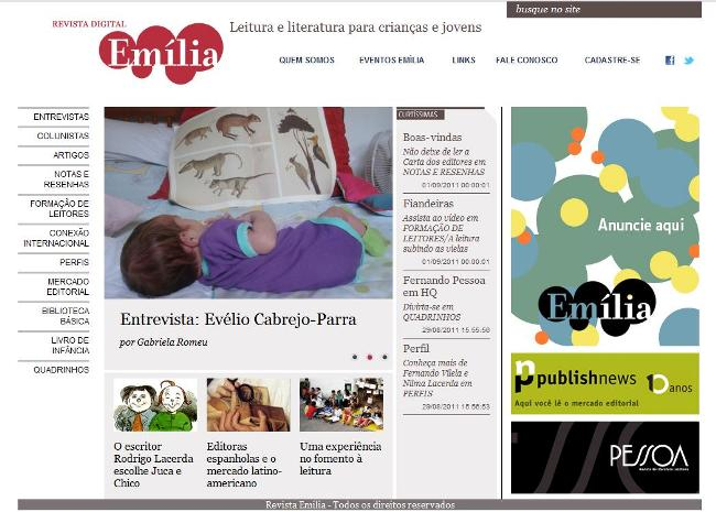 "Revista digital ""Emília"""